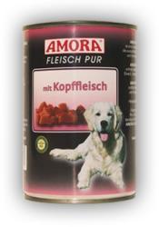 Amora Fleisch Pur - Head meat 18x400g