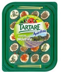 TARTARE Apérifrais Provence-i Fűszerezésű Sajtfalatkák (100g)