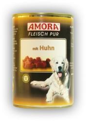 Amora Fleisch Pur - Chicken 18x400g