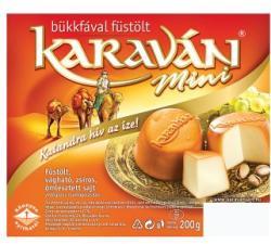 karaván Mini Füstölt Sajt (200g)