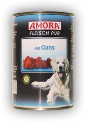 Amora Fleisch Pur - Goose 18x400g