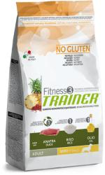 TRAINER Fitness 3 Adult Mini Duck & Rice 7,5kg