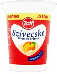 Zott Szívecske gyümölcsjoghurt 315g