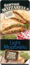 Szarvasi Light Szeletelt Pizza Mozzarella (100g)