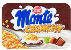 Zott Monte Crunchy desszertkrém 130g