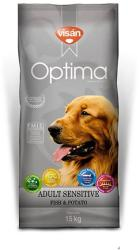 Visán Optima Adult Sensitive 15kg