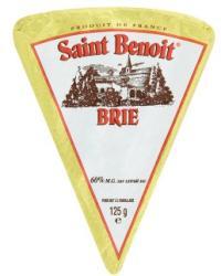 Saint Benoit Brie Sajt (125g)