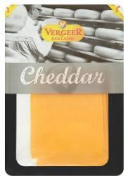 Vergeer Holland Cheddar Vörös Sajt (100g)