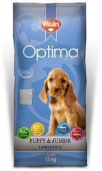 Visán Optima Puppy & Junior Lamb & Rice 3kg