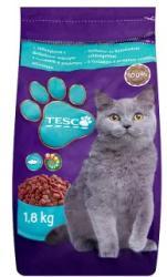 TESCO Teljes értékű állateledel felnőtt macskák számára tonhallal és hozzáadott zöldségekkel 1, 8 kg