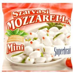 Szarvasi Mini Mozzarella Sajt (200g)