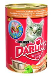 Darling Chicken & Peas Tin 400g