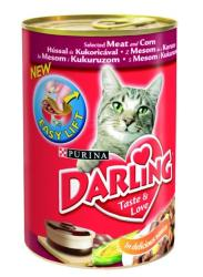 Darling Meat & Corn Tin 400g