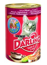 Darling Meat & Corn Tin 400g