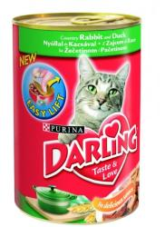 Darling Rabbit & Duck Tin 400g
