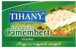 Tihany Válogatás Szendvics Camembert Fűszeres (120g)
