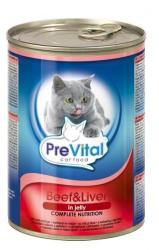 PreVital Beef & Liver Tin 415g