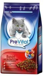 PreVital Beef & Vegetables Dry Food 1,8kg