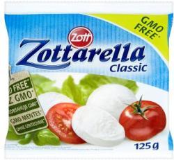 Zott Zottarella Classic Zsíros Mozzarella Sajt Sós Lében (200g)