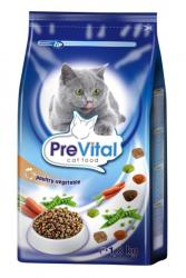 PreVital Chicken & Vegetables Dry Food 1,8kg