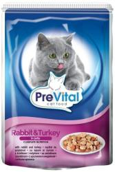 PreVital Rabbit & Turkey 100g
