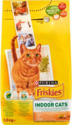 Friskies Indoor Cats Chicken & Vegetables 1,5kg
