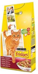 Friskies Adult Meat, Chicken & Vegetables 1,7kg