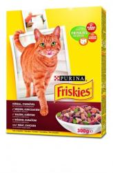 Friskies Adult Meat, Chicken & Vegetables 300g