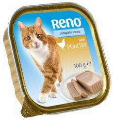 Reno Teljes értékű állateledel felnőtt macskák számára baromfival 100 g