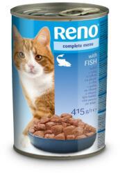 Reno Teljes értékű állateledel felnőtt macskák számára hallal 415 g