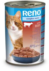 Reno Teljes értékű állateledel felnőtt macskák számára marhával 415 g