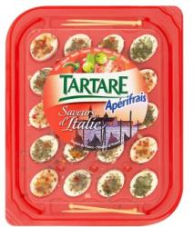TARTARE Apérifrais Gusto Italiano Olaszos Fűszerezésű Sajtfalatkák (100g)