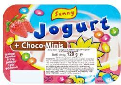 Sunny Gyümölcsjoghurt csokoládé drazséval 120g