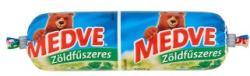 MEDVE Zöldfűszeres Kenhető Zsíros Ömlesztett Sajt (100g)