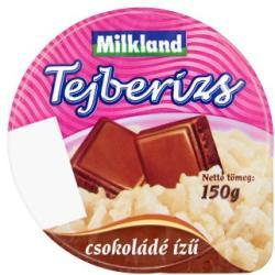Milkland Tejberizs 150g