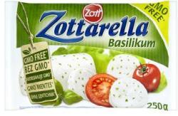 Zott Zottarella Basilikum Bazsalikomos Mozzarella Sajt Sós Lében (400g)