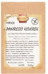 Naturbit Mimen Gluténmentes Panírozó Keverék (500g)