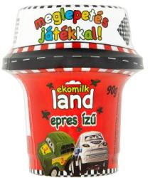 Ekomilk Land ízesített joghurt 90g