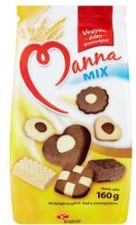 Manna Mix vegyes teasütemény 160g