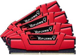 G.SKILL RipjawsV 32GB (4x8GB) DDR4 2400Mhz F4-2400C15Q-32GVR