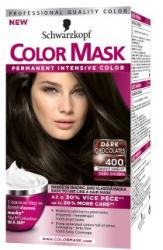 Schwarzkopf Color Mask 400 sötétbarna