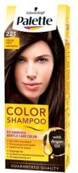 Palette Color Shampoo 221 Középbarna