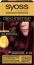 Syoss Oleo Intense 4-23 Burgundi Vörös