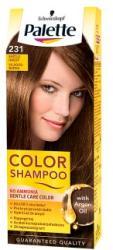 Palette Color Shampoo 231 Világosbarna