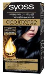 Syoss Oleo Intense 1-40 Kékesfekete