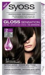 Syoss Gloss Sensation 2-1 Sötét Csokoládébarna