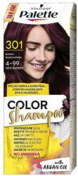 Palette Color Shampoo 301 Bordóvörös