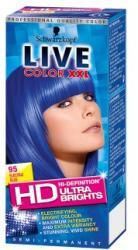 Schwarzkopf Live Color XXL 95 Vibráló Kék