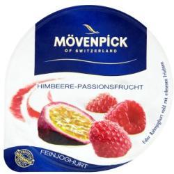 Mövenpick Tejszínes gyümölcsjoghurt 150g