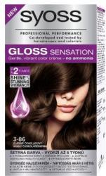 Syoss Gloss Sensation 3-86 Arany Csokoládébarna